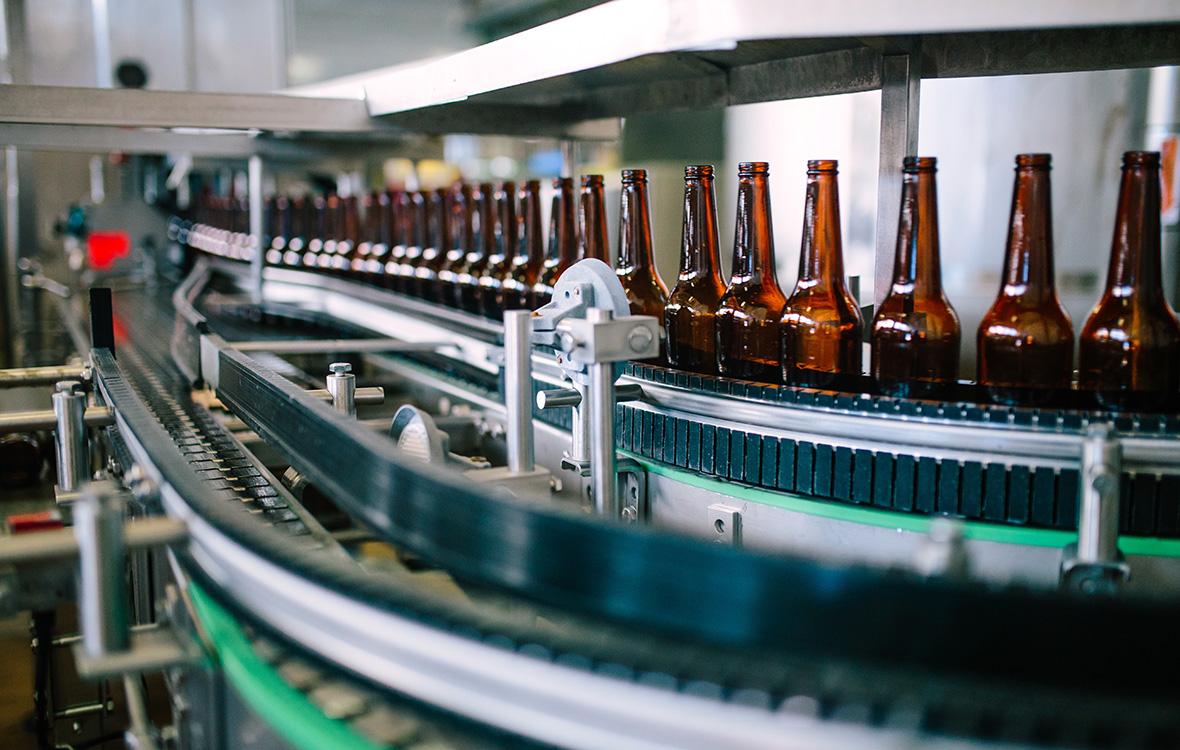 Производство пива, соков, питьевой воды