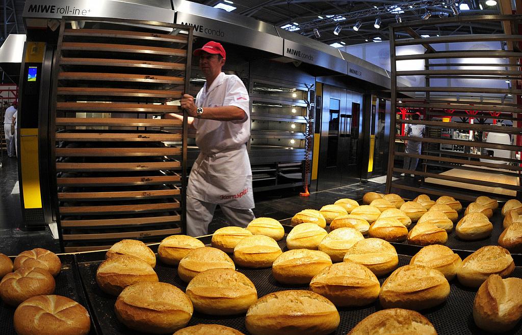 Хлебопекарная промышленность